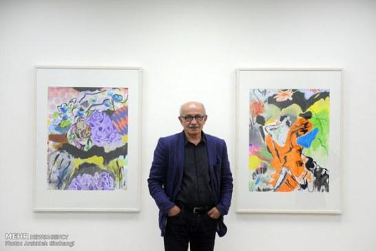 جهانبینی هنری علی نصیر منتشر شد/ روایتی از هنرمند مهاجر ایرانی
