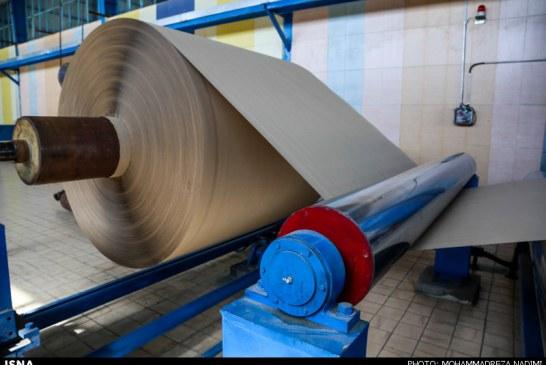 رئیس اتحادیه فروشندگان کاغذ و مقوا گفت: از ۶۰۰ واحدصنفی فعال در تولید کاغذ، تعداد ۱۰۰ واحد صنفی تعطیل شدند.