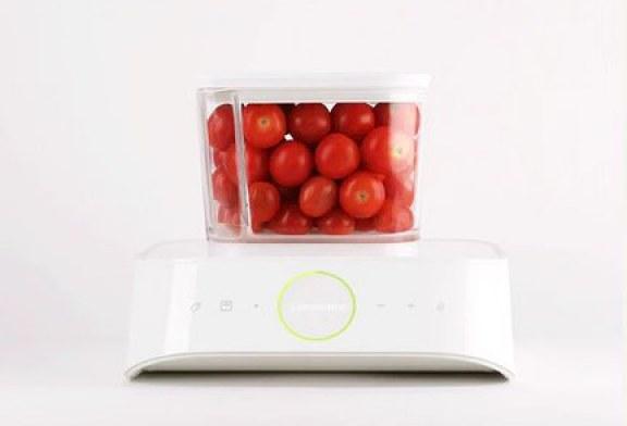 ظرف هوشمندی که فاسد شدن مواد غذایی را اطلاع میدهد