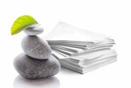اطلاعات کامل راجب کاغذ از سنگ