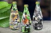 لیبل شرینک اسلیو با نقش حیوانات وحشی برای بطری آب معدنی