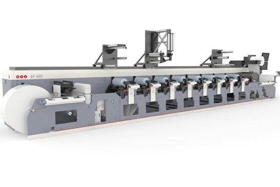 دو ماشین چاپ جدید MPS در نمایشگاه Labelexpo امریکا
