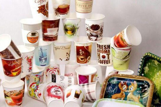 مواد اولیه تولید ظروف کاغذی وارداتی است