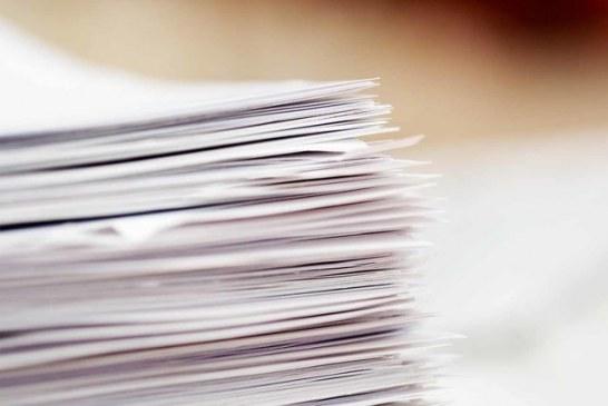 موج دوم افزایش قیمت کاغذ از ابتدای سال/ هر بند کاغذ تحریر؛ ۲۶۵ هزار تومان!