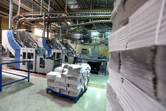 آیا چاپخانهداران میتوانند از ارشاد کاغذ با ارز دولتی بگیرند؟