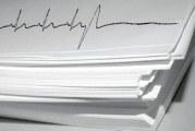 صرفه جویی در مصرف کاغذ با راه اندازی سامانه تدارکات الکترونیکی