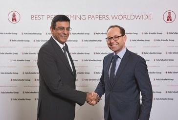 سرمایهگذاری Schoeller در هندوستان برای تولید کاغذ
