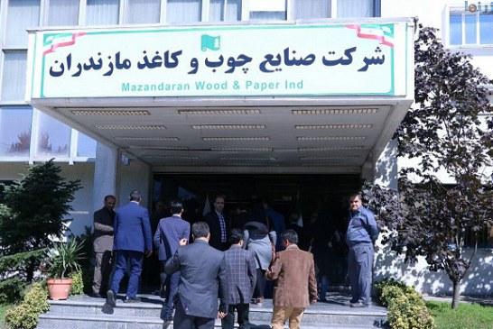 وزارت صنعت هم واردات کاغذ توسط کارخانه تولیدی را تأیید کرد