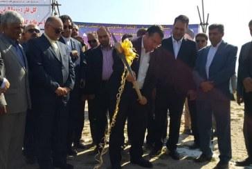 ساخت کارخانه کاغذ با حضور وزیر صمت در تربت حیدریه آغاز شد